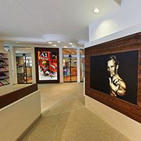 Hermann Maier Galerie -Tourismusverband Flachau